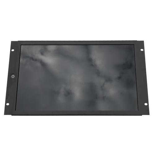 """18.5"""" (TOUCH) MONITOR IN 19"""" RACKMOUNT front"""