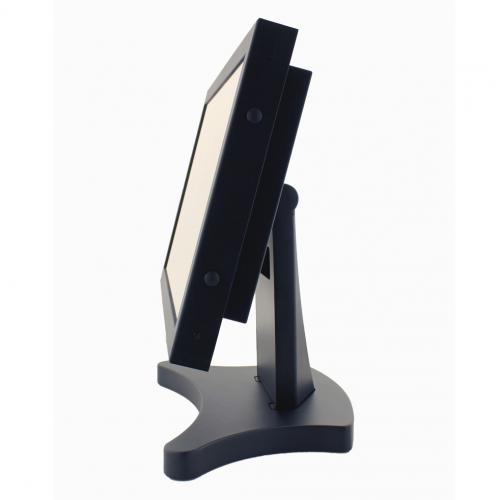 desk mount side