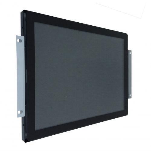 Rear mount touchscreen